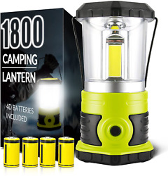 Water Resistant Emergency Lantern Adjustable Light Modes Security Home Supplies $30.45