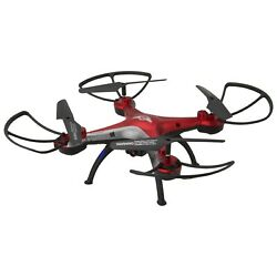 New Quadcopter Drone Kids AdultsRED With WIFI Camera LED Lights Rechargeable $70.50