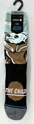 Stance Star Wars The Child Socks The Mandalorian Adult Size Large $25.00