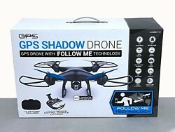 Promark P70 GPS Shadow Drone GPS Enabled Drone with Follow Me Technology $99.99
