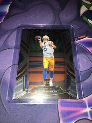 Justin Herbert Panini Select #244 Club Level Rookie RC Chargers $20.00
