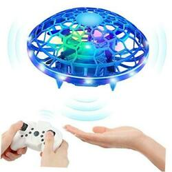 Mini Drones for Kids Multiple Remote Controls Hand Operated RC Quadcopter $33.32