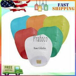 Chinese Lanterns 6 Pack Paper Weddings Birthday Party New Years Festival $16.99