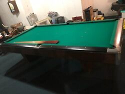 Gandy 5 x 10 Feet Commercial Pool Snooker Table