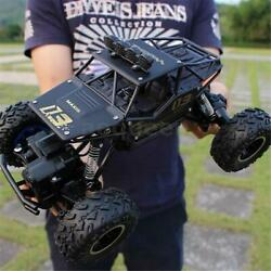 Electric RC Cars 4WD Monster Truck Off Road Vehicle Remote Control Craw $19.59