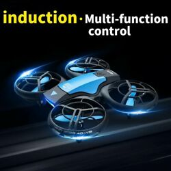 V8 New Mini Drone WIFI Fpv Air Pressure Height Maintain Foldable Quadcopter RC $31.19
