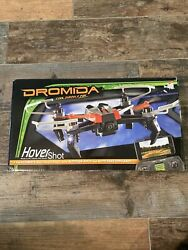 Dromida Hovershot 120mm FPV Quadcopter camera Drone RTF DIDE0008 Ready to Fly $69.90