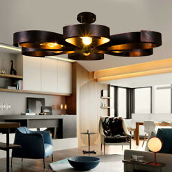 Retro Ceiling Pendant Lamp Chandelier Fixtures Lighting For Dining Room Home $57.07