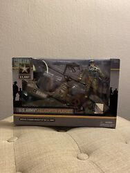 US Army Helicopter Kids Playset $16.99