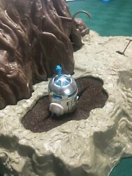 Star Wars Vintage Replacement Foam for Dagobah Playset $7.00