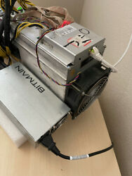 Bitmain Antminer L3 Scrypt LTC Dogecoin in Great Working Condition with PSU $1199.00