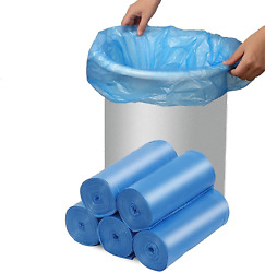 Compostable Trash Bags 13 15 Gallon Biodegradable Trash Bags Recycled Garbage $25.59