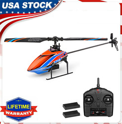 WLtoys XKS K127 RC Helicopter Remote Control Aircraft Plane 2 Batteries USA T4S8 $57.92