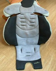 Evenflo Maestro Baby Car Seat Replacement Cover Gray Black Green $19.99