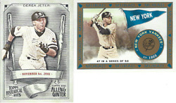 2021 TOPPS ALLEN amp; GINTER INSERTS ***YOU PICK*** $1.49