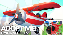 PLANE AND HELICOPTER ADOPT ME SELECT COLOUR ON PURCHASE w Purchase of DigitalArt $6.50