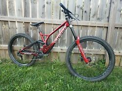 2021 Specialized Demo Race Mullet 29 S4 Downhill DH Boxxer Super Deluxe Ultimate $6500.00