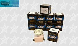 10 Pack Eiko 50W 12V Halogen Lamp EXT FG * BRAND NEW * FREE SHIPPING * $14.96