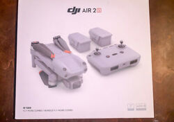DJI Air 2S Fly More Combo Drone Quadcopter Open Box Never Used see Photos $1200.00