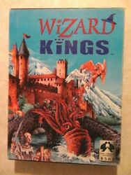 Wizard Kings 1st Edition Complete VGC Columbia Wooden Block Games $63.75