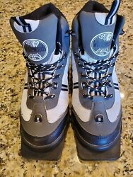 Whitewoods 301 75mm XC 3 Pin Cross Country Ski Boots Black Size 41 EUR $49.99