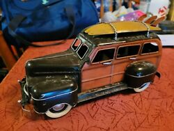 Rustic Home Decor old car $40.00