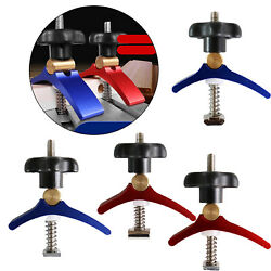Woodworking T Track Mini Hold Down Clamp Kit CNC Router Machine T Slider Kit $12.75