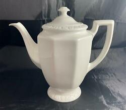 Rosenthal MARIA White Coffee Pot with Lid Germany $49.99