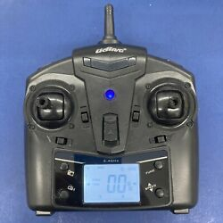 UDI RC Drone Controller 2.4 GHz *NO DRONE* Controller Only C23F $19.99