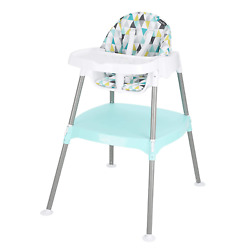 Evenflo 4 In 1 Eat amp; Grow Convertible High Chair $77.99