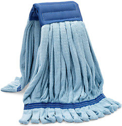 Commercial Mop Head Replacement Large Microfiber Tube Mop 18 oz. Industria $26.87