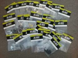 33 E Flite Blade 180 CFX Helicopter parts 33 Sealed Packs $180.00