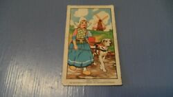 Vintage The Western and Southern Life Insurance Company Advertising Trade Card $10.00