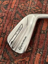 2019 Taylormade P 790 UDI 2 Iron Only Project X Hzrdus Black Smoke Clean Low Use $189.99