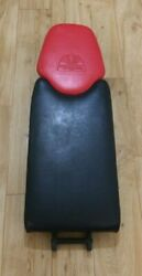 Bowflex Elite Replacement Weight Bench Seat Incline Flat Black Most Models . $49.99