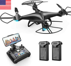 Holy Stone HS110D FPV RC Drone HD 1080P Camera WiFi Video RC Quadcopter 120° US $80.99