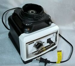 Ninja Ultima Blender Replacement Base ONLY Pro Variable Speed BL810QWH $45.00