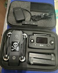 Holy Stone HS720 Drone Kit w One extra battery THREE TOTAL $200.00