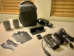 DJI Mavic 2 Fly More Kit NEW Battery With Zero Charge Cycles Used Once $340.00