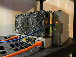 Bitmain Antminer S17 PRO 56TH Asic Miner Bitcoin 100% Tested Working USA Seller $4500.00