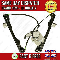 FORD FOCUS MK1 23 DOORS FRONT RIGHT DRIVER SIDE WINDOW REGULATOR WITH MOTOR