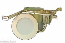 UL LISTED RECESSED SAUNA CEILING LIGHT WITH FREE SHIPPING! $68.99