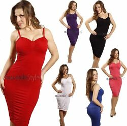Long Party Elegant Ruched Solid Padded Strapless One Size Fitted Bandage Dress $18.99