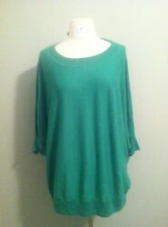 Featherweight cashmere dolman sweater-Size M-SOLD OUT!!