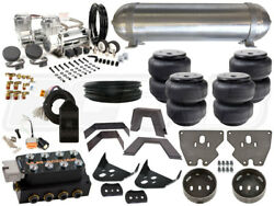 Complete Air Ride Suspension Kit - 1973-1987 Chevrolet C10 LEVEL 3 - 38