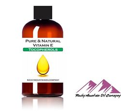 PURE NATURAL TOCOPHEROLS T-50 VITAMIN E ANTI AGING SOLUBLE IN OIL TOCOPHEROL
