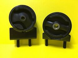 Suzuki SX4 07-13 Front & Rear Engine Motor Mount Set 2pcs $39.95