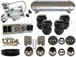 Complete Air Ride Suspension Kit - 1963-1965 Buick Riviera LEVEL 1 - 14