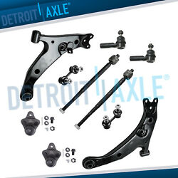 for 1996-02 Toyota Corolla Lower Control Arm Ball Joint TieRod - Hydraulic Rack $89.55