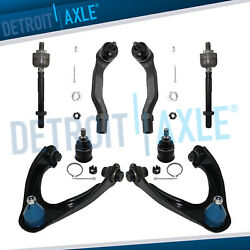 8pc Front Upper Control Arms Suspension Kit for 1996 1999 2000 Honda Civic $67.45